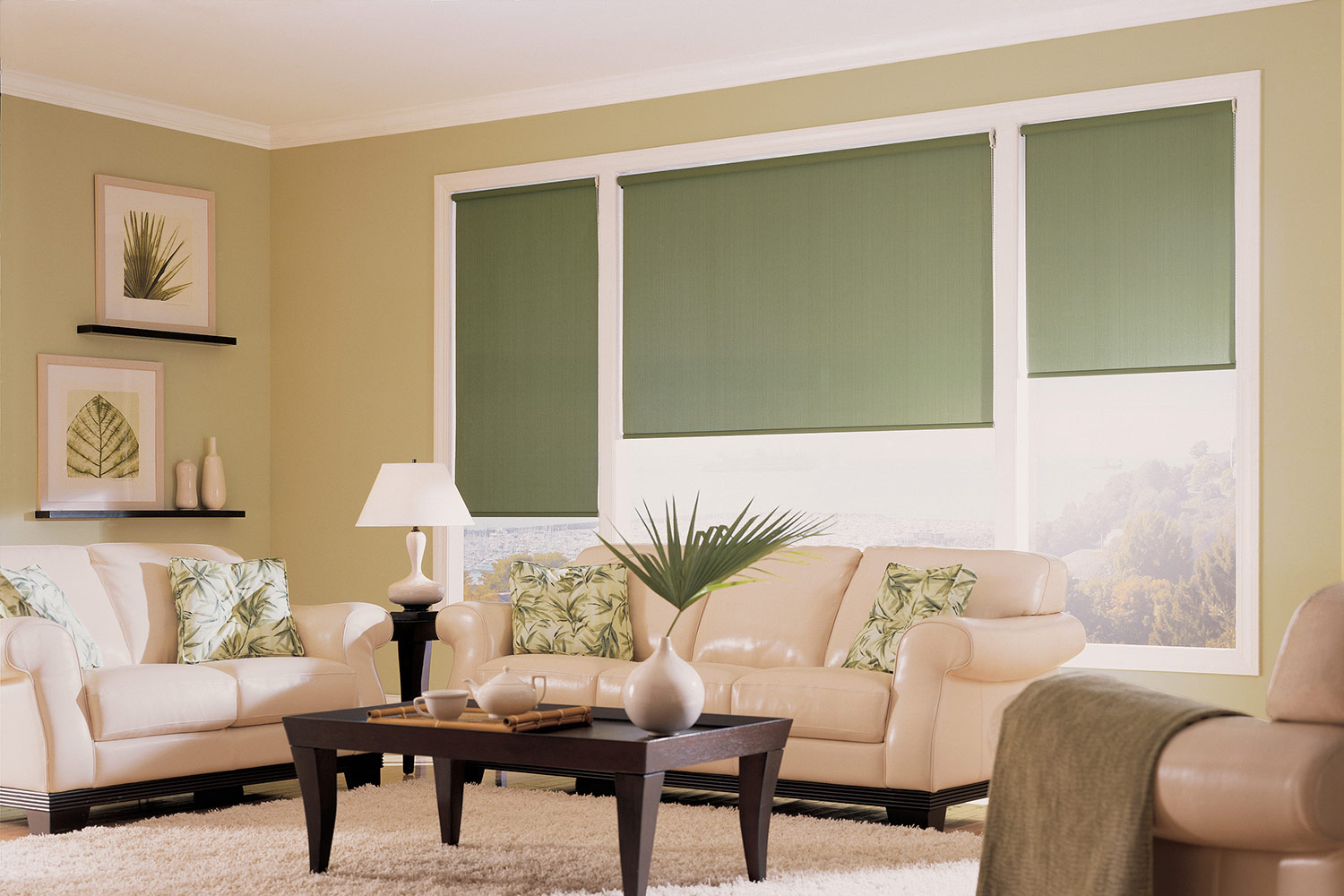 Roller Blinds - Various Colours Available | Sol Shutters & Blinds