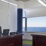 Roller Blinds For An Office | Sol Shutters & Blinds