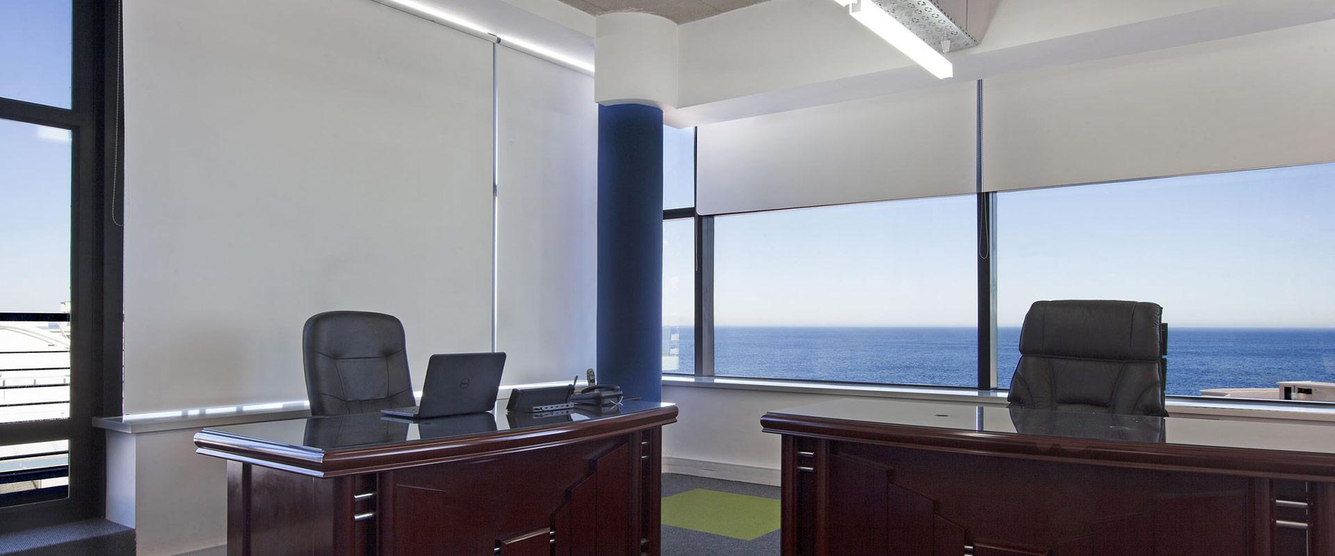 Office Roller Blinds | Sol Shutters & Blinds