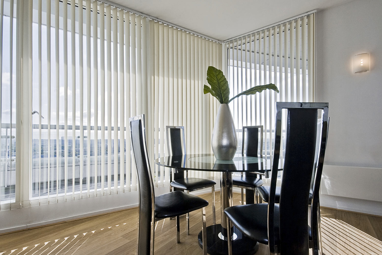 Vertical Blinds For Office | Sol Shutters & Blinds